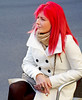 "Sitting outside (chrisk8800) Tags: barcelona street city portrait people urban woman girl face female nice interesting model pretty cigarette candid smoke sony young streetphotography streetlife tint smoking attractive elegant cafeteria tobacco tinted appealing ""street photography"" hair"" rx100 ""redhead"" ""redhaired"" ""tinted"