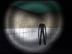 SLENDER! I FREAK OUT! (ViewsForMe) Tags: dark out fun is cool scary awesome freaky gaming freak stuff horror how slender commentary sighting gameplay i