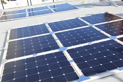 "Assembled solar arrays • <a style=""font-size:0.8em;"" href=""http://www.flickr.com/photos/27717602@N03/8215813126/"" target=""_blank"">View on Flickr</a>"