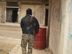 -         -- (   ) Tags: syria soldiers damascus   fsa  snn      arabuprising syrianrevolution darayya  freesyrianarmy   shaamnewsnetwork hge