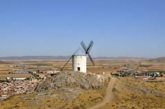 windmills (MiChaH) Tags: white holiday vakantie spain 7 windmills seven wit spanje 2012 lamancha windmolens