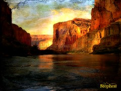 ~ Grand Canyon River ~ (stephgum32807) Tags: river grandcanyon textured imageourtime