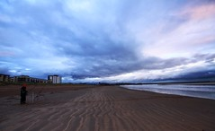 Gone fishing - Explore No 59 29.11.12 - thank you (Jo Evans1 - off and on for a while) Tags: sea beach swansea bay fishing sand day skies cloudy maritime quarter sqm
