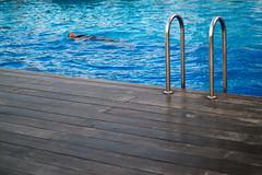 Blue Ripples (* Hazman Zie *) Tags: pool swimming 35mm fuji f14 explore fujifilm xe1 mirrorless fujinon35mmf14 fujixe1