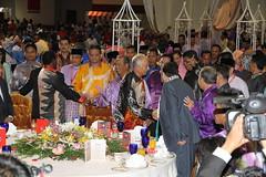 Majlis Jamuan Makan Malam Sempena Perhimpunan Agung UMNO. (Najib Razak) Tags: kualalumpur pm makan malam primeminister 2012 jamuan agung majlis umno perhimpunan perdanamenteri sempena najibrazak