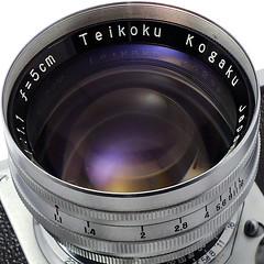 帝国光学 ズノー 5cm F1.1 ニコンSマウント (worldwideyeys.com) Tags: f11 teikoku kogaku 5cm zunow