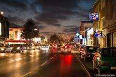 Dämmerung über Holweide 30.11.2012