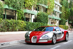 Best Of Four (Raphal Belly) Tags: red paris car silver de french rouge photography eos hotel riviera photographie casino montecarlo monaco mc belly exotic chrome 7d raphael edition bugatti rosso achille rb supercar argent spotting eb w16 centenaire supercars 1001 veyron raphal principality chromed ettore varzi chromee