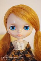 My custom girl