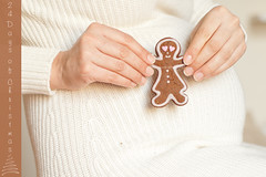 #5 (Exploreeee thank you :D) (Arianna __) Tags: christmas 50mm nikon gingerbread pregnancy dolce tradition natale tradizione d80 pandizenzero