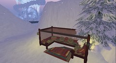 Enchanted Frost SIM for MadPeas by Raven (RavenstarrSL) Tags: frost secondlife raven enchanted hunt ravenstarr madpeas