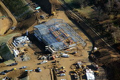 Aerial -Triumph Baptist Church (Nello Construction Company) Tags: road new ohio building church senior beautiful architecture choir project religious design construction worship mt cross reverend steel ministry religion pray architect priest renovation pastor gospel nello exciting township expansion sewickley nebo worshipteam nucor churcharchitecture steelbuildings preengineered ohiotownship butlerbuildings