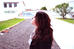 (brunarz) Tags: autoretrato rosa eu bruna cabelo leno zonato