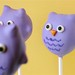 "Purple Owl Cake Pops • <a style=""font-size:0.8em;"" href=""https://www.flickr.com/photos/59736392@N02/8260989053/"" target=""_blank"">View on Flickr</a>"