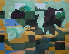 "Jrg Straumann: ""Sandbnke an der Loire (nach Flix Vallotton)"""" (Straumann) Tags: painting peinture hommage homage malerei paraphrase vallotton appropriationart"
