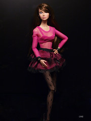 In the Air (Orhilien) Tags: toys intheair fashiondolls integritytoys poppyparker