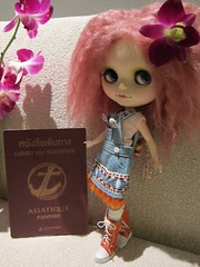 See my Bangkok passport