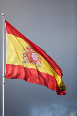 Flag of Spain - Rojigualda (Juan Jose Ferres ) Tags: espaa spain flag spanish bandera espaola rojigualda