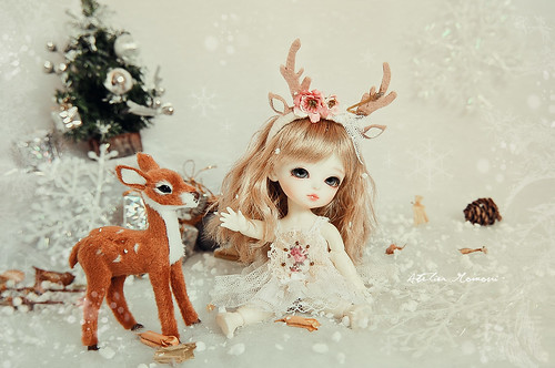 Merry Dolly Christmas everyone!! - LatiYellow