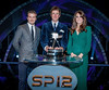 BBC Sports Personality of the Year - Bradley Wiggins, HRH Duchess of Cambridge, David Beckham - (C) BBC