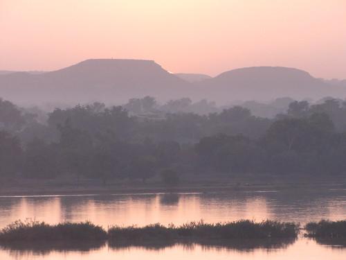Niger River Niamey