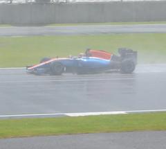 Haas wet (quintinsmith_ip) Tags: racing 94 mrt pascal manor pascalwehrlein wehrlein mrt05 manorracingmrt