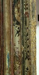 Bramfield, Suffolk (Vitrearum (Allan Barton)) Tags: roodscreen polychromy saints apostles gesso gilding