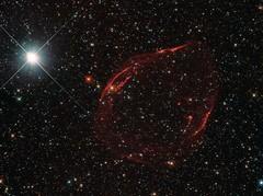 Hubble Investigates Stellar Shrapnel (NASA's Marshall Space Flight Center) Tags: nasa nasasmarshallspaceflightcenter nasamarshall goddardspaceflightcenter nasasgoddardspaceflightcenter nasagoddard hubblespacetelescope hubble stars universe solarsystem