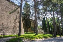 Urbino - Albornoz Fortress Viale Bruno Buozzi 2 (Le Monde1) Tags: urbino italy unesco worldheritagesite lemonde1 nikon d610 city ducalpalace raffaellosanzio federicodamontefeltro 2nddukeofurbino giovannipascoli marche defence albornoz fortress wall castle vialebrunobuozzi
