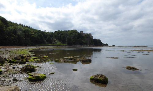 Culzean Bay Culzean Castle (2)
