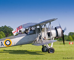 The Navy's here (ianhb) Tags: royalnavy shuttleworth airshow aircraft veteran fairey swordfish
