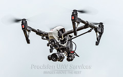 Inspire 1 with Flir Vue Pro (Creative Concept Studios) Tags: inspire1 drone x5 flirvuepro thermal infared quadcopter precisionuavservices