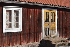 Abandoned (Heathermary44) Tags: architecture building house wooden abandoned desolate forlorn sweden
