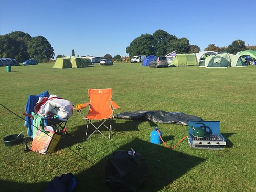 Good morning its pack up day @wicksteedpark #wicksteed #kettering #northamptonshire