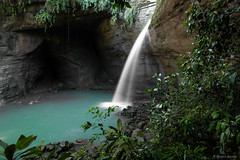 IMG_0692 (Brett Kotch!) Tags: motion shutter speed capture nature outdoors natural beauty green tree nonurban long exposure water pretty waterfall travel asia taiwan explore outside beautiful pool blue aqua