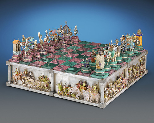 Chess Set M. S. Rau Antiques