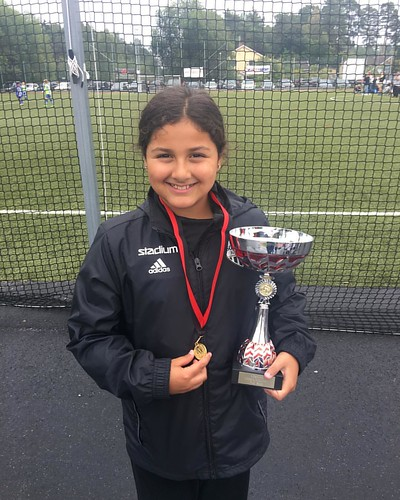 Champion 🏆👏⚽️😍❤️ #hässelbycupen2016