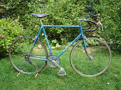 Mercier Tour de France (?) (akimbo71) Tags: cycles mercier tour de france simplex stronglight mafac competition
