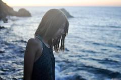 Sentirai il tuono e mi ricorderai (marikacaliumi) Tags: girl sea portrait portraiture beautiful beauty profile nikon nikond90 fixedlens 35mm photography photo photographer photoshoot person