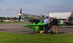 V.I.P, HWW ! (Kez West) Tags: spitfire hww aircraft wingwednesday