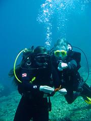 ArendG9- 2016-07-29-152 (Arend Kuester) Tags: thassos thasos scuba diving padi teaching underwater adventure sea unterwasser tauchen