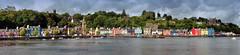 tobermory whats the story (BRYANJOHNSTONE) Tags: panmonrama ilseofmulltobermory colourfullhouses scotland sea harbour boats houses