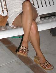 my wife's legs (Lalla's feet) Tags: feet foot fetish footfetish toes piedi legs gambe sandals sandali bare nudi sexy