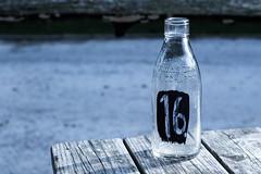 Bottle 16 (eskayfoto (aka Nomis.)) Tags: canon eos 700d t5i rebel canon700d canoneos700d rebelt5i canonrebelt5i sk201609150645 sk201609150645raweditlr bottle raw table sixteen 16 alderleyedge wizardtearoom wizard tea room tearoom niftyfifty nifty fifty depthoffield dof