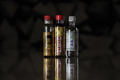 alternatives (mohamedyamin_masop) Tags: pentax ks1 closeup product oil medication bottle reflection darkbackround