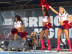 IMG_4997 (grooverman) Tags: houston texans cheerleaders nfl football game budweiser plaza nrg stadium texas 2016 nice sexy legs stomach boots canon powershot sx530
