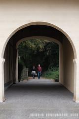 (SHeynen Photography) Tags: fuji x xt2 xf1655f28 fujinon fujilove gate archway couple love