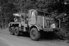 DAF truck (Ronald_H) Tags: wingsofliberation bevrijdendevleugels military vehicle 2016 ilford fp4 diafine leica m2