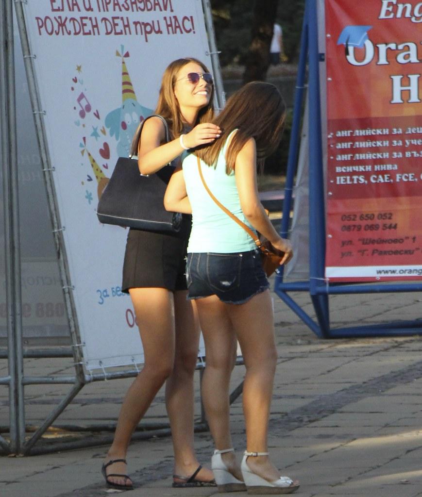 Teen girls Varna