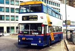 3069 (PB) F69 XOF (WMT2944) Tags: travel west midlands metrobus mcw f69 xof 3069 mk2a